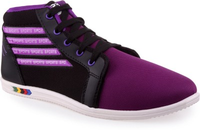 Wepro C4 Purple Jonson Casual Shoes