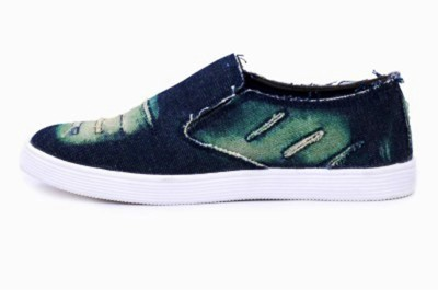 Friendhood BLUE DENIM SHOE Sneakers