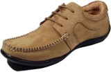 WBH ZOOM Brown Corporate Casuals (Camel)