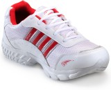 Micato Victor Running Shoes (White, Red)