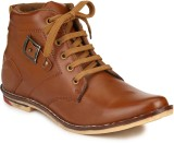 Factory Footcare Boots (Brown)