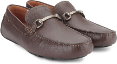 Clarks Davont Ride Brown Tumb Casual Shoes