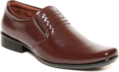 VERDIOZ mens nightfall brown shoes Slip On