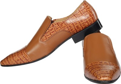 Claude Lorrain Leather Corporate Casuals