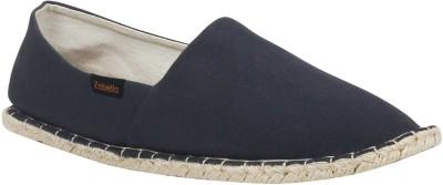 Zobello Classic Solid Spanish Espadrilles Casual Shoes