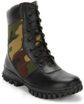 Armstar Cosco High Ankle Camouflage Boot Boots