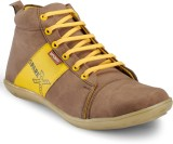 Bags Craze BC-ONLS-076 Boots (Brown)