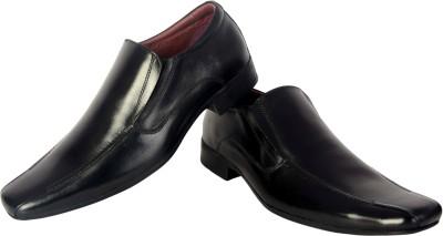 Urban Nation Urban Nation Men Classic Dual Tone Leather Slip on Shoe Slip On