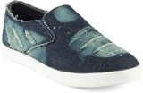 Astrac Cut Denim Jeans Casuals (Blue)