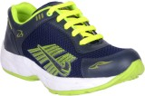 Roop Style Running Shoes (Blue, Green)
