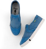 Froskie Sneakers (Blue)