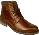 Overdrive Lace Up (Tan)