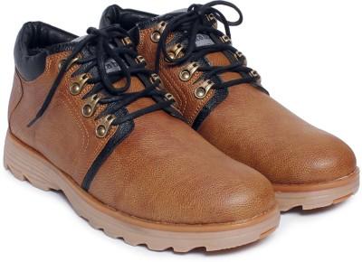 Bacca Bucci Boots(Tan)