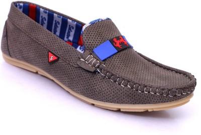 Marcbeau Lee Mens Loafers(Brown, Brown)