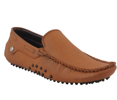 Maly M-26-TAN Loafers
