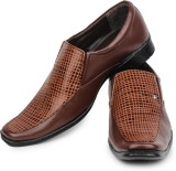 Beonza Formal Shoes (Brown)