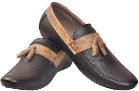 Candey Shoes Loafers(Black)