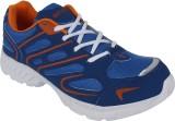 Adreno Sports 8 Running Shoes (Blue, Ora...