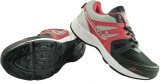 Aone Zone Tennis Shoes (Black, Red)