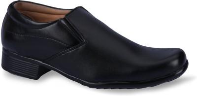 Force Hill 14013 BLACK Slip On Shoes