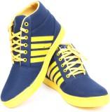 Per Te Solo Forli Sneakers (Black, Yello...