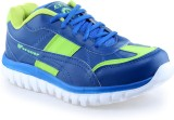 Motion Forever Running Shoes (Green, Blu...