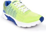 Action Shoes 1578-GREEN-BLUE Running Sho...