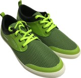 Jones Smith Casual Shoes (Green)