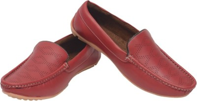 Alivio Designer Cherry Loafers