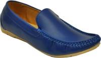 Adjoin Steps LFR-01 Loafers(Blue)