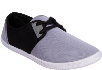 Star Ab Phantomblackgray Canvas Shoes