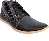 Stan Chief Casual Shoes (Black)