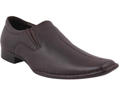 Maly M-19-BROWN Slip On
