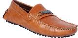 Affix Aviator Driving Shoes (Camel)