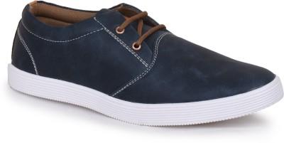 Rozo Blue Canvas Canvas Shoes