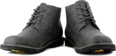 Perseus Men Boots(Grey)