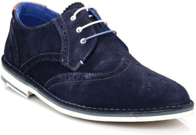 Ted Baker Mens Dark Blue Jamfro 5 Shoes Casual Shoes