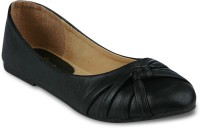 Studio 9 Flat Ballerina Bellies(Black)