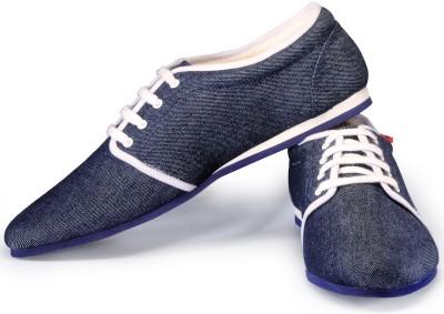 FUNK Donty Denim Blue Sneakers