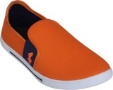 Gusto Casual Shoes (Orange)
