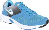 AIR LIFESTYLE sky white Cricket Shoes