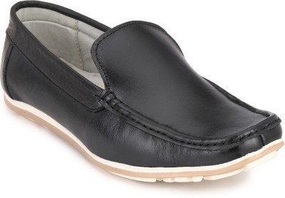 Luckyman Leather Loafers