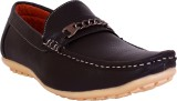 ANAV Loafers (Brown)