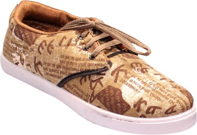 Friendhood Canvas Shoes
