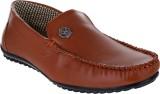 Firx Loafers (Tan)