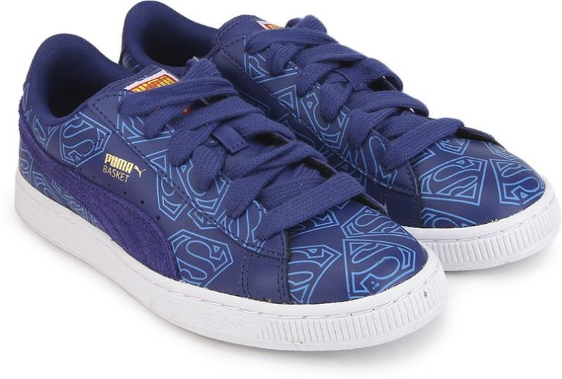 Puma Basket Superman Jr Casual Shoes
