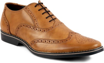 Peponi Brogue Style Lace Up