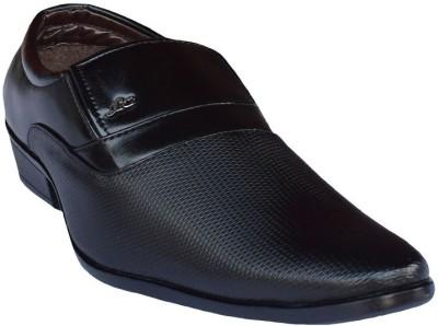 Jk Port Jkp020blk Slip On Shoes