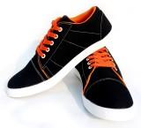 Woodcraft Action Sneakers (Black, Orange...
