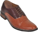Ajanta Lace Up (Brown)